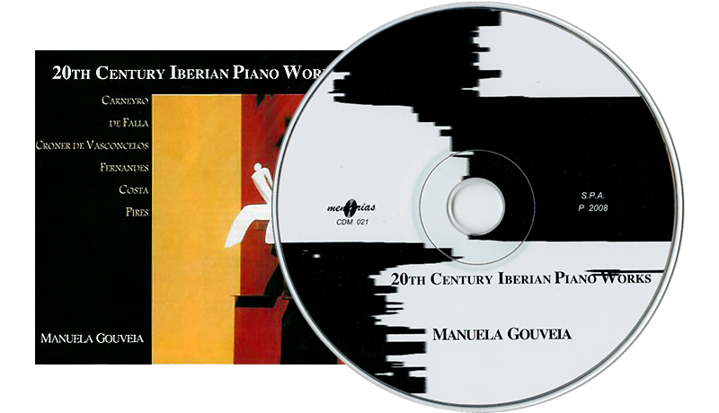20th Century Iberian Piano Works